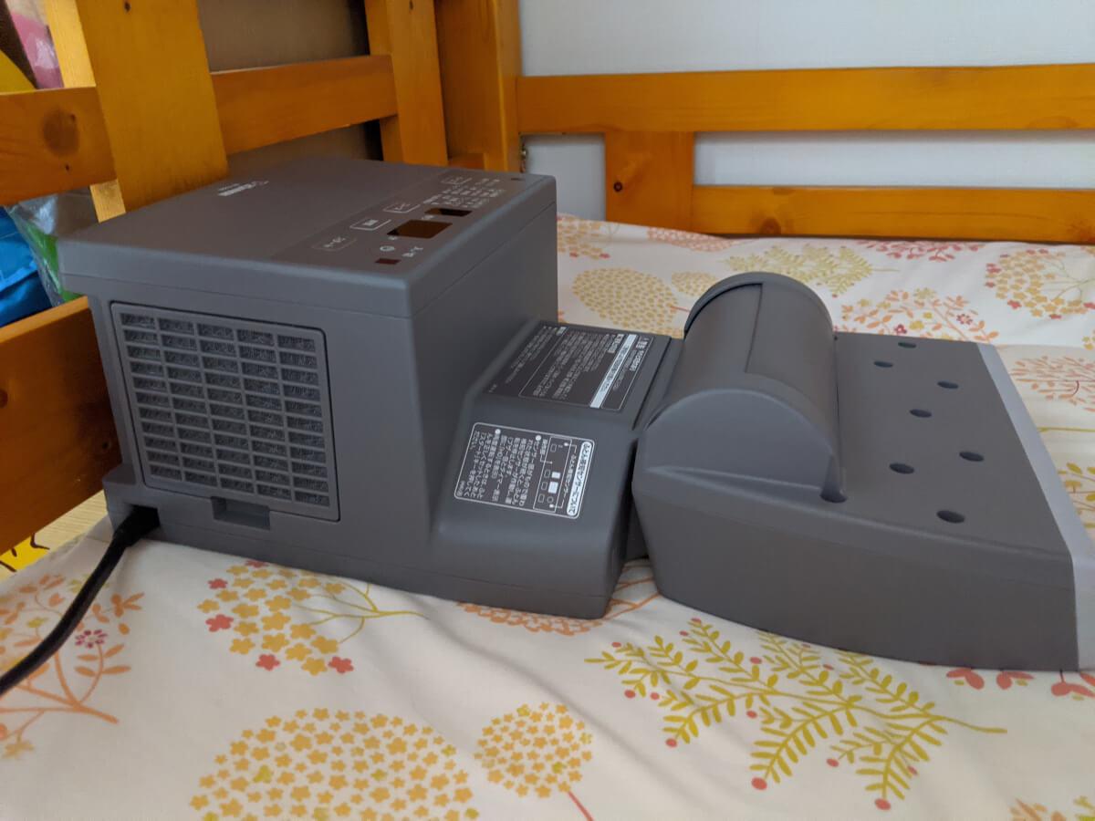布団乾燥機(設置1)